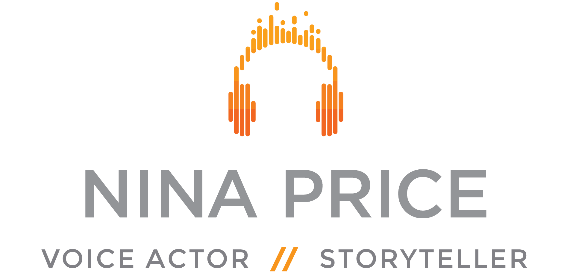 NINA PRICE VOICE ACTOR + STORYTELLER