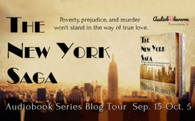 Join the Blog Tour for The New York Saga Starting September 15th